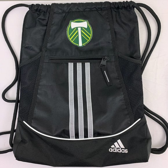 Portland Timbers Soccer Drawstring Gym Backpack